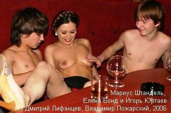 Порно фото елена бонд